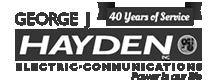 George J Hayden